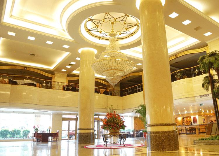 Beautiful Hotel Interior