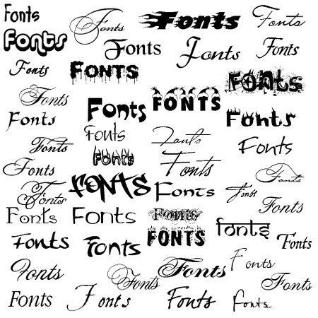 Digital Design Hacks #4 Fonts