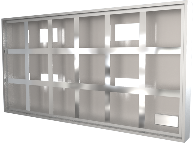 LED sign Aluminum Frame