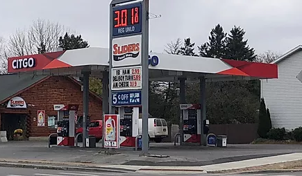Gas station LED signs help you stand out
