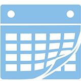 Mega Support Page Calendar Training