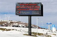 All Car Dealership LED signs