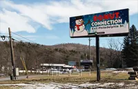 All Business LED signs