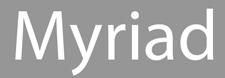 Myriad Font