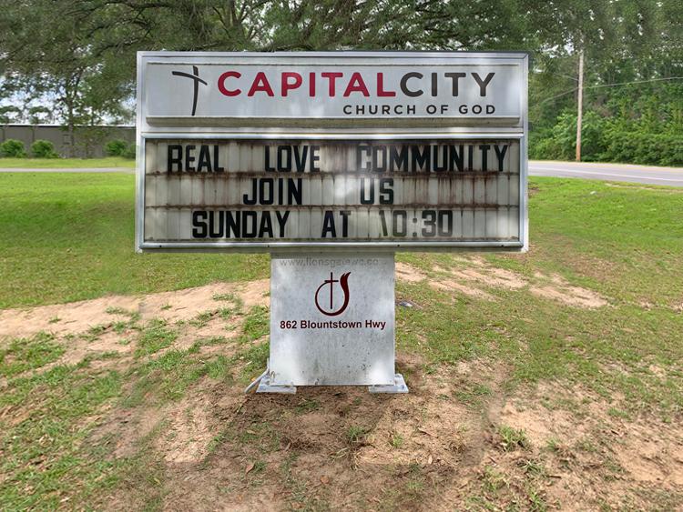 Capital City Church Before