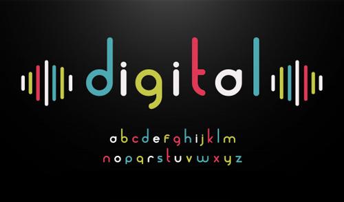Fonts for Digital Signage