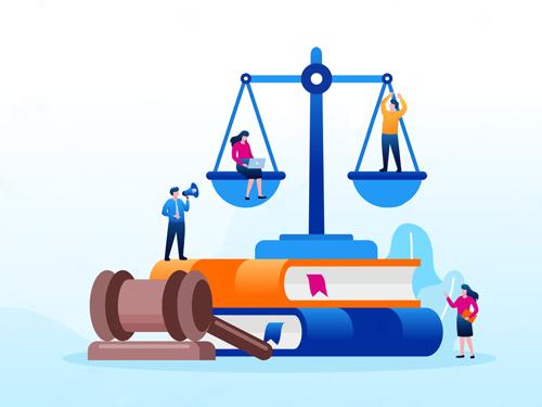 Legal Illustration
