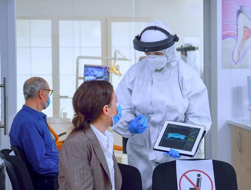Futuristic Dentist LED Digital Signs