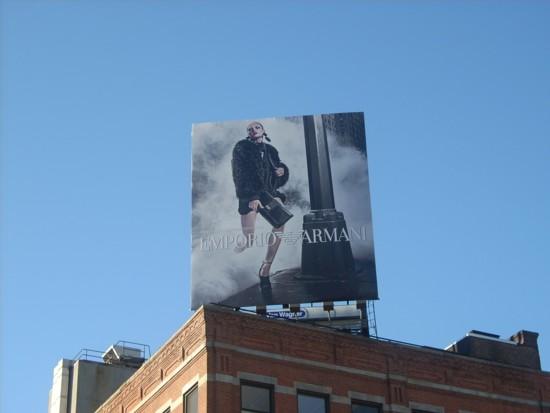 Rooftop Billboard Design Idea