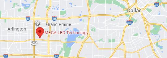 Coordinate location of MEGA LED Technology